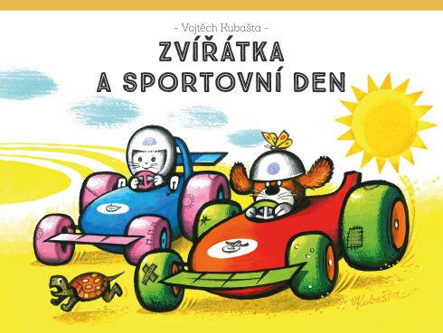Soutěž o leporelo Zvířátka a sportovní den - www.vasesouteze.cz
