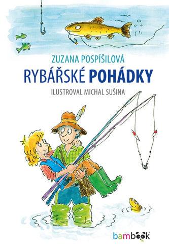 Soutěž o knihu Rybářské pohádky - www.vasesouteze.cz
