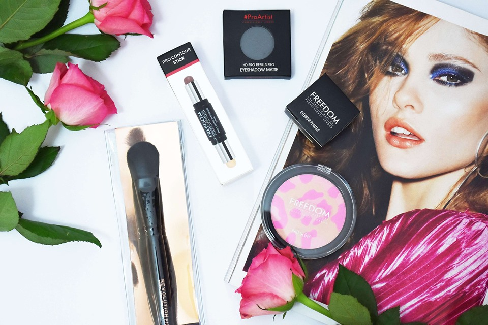 Soutěž o balíček kosmetiky Makeup Revolution - www.allmycosmetics.cz