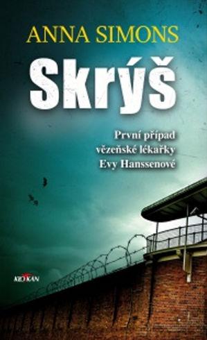 Soutěž o tři romány Skrýš - www.vasesouteze.cz