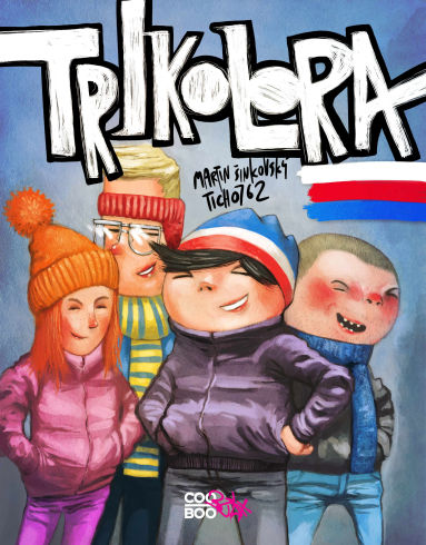 Soutěž o komiks Trikolora - www.vasesouteze.cz