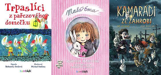Soutěž o letní knižní novinky pro děti od nakladatelství GRADA - www.chytrazena.cz
