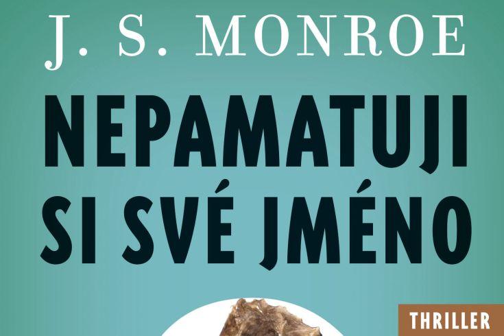 Vyhrajte tři knihy Nepamatuji si své jméno - www.klubknihomolu.cz