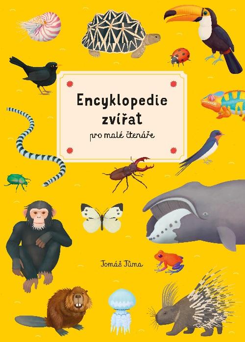 Soutěž o knihu Encyklopedie zvířat pro malé čtenáře - www.vasesouteze.cz