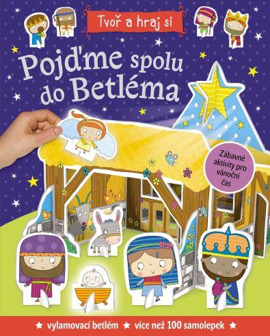 Soutěž o knihu Pojďme spolu do Betléma - www.vasesouteze.cz
