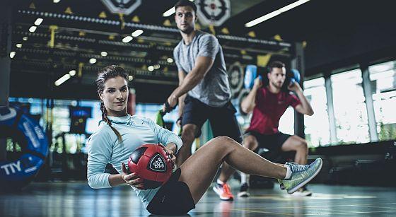 Soutěž o celodenní vstup do wellness a fitness Balance Club Brumlovka v BB Centru - www.chytrazena.cz