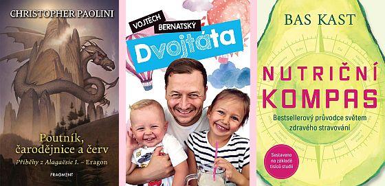 Soutěž o zářijové knižní novinky vydavatelství Albatros media - www.chytrazena.cz