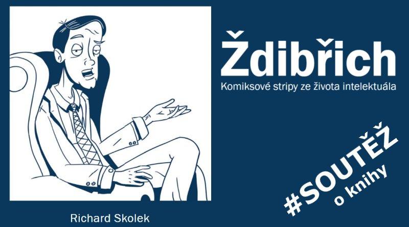 SOUTĚŽ o knihu komiksových stripů Ždibřich - www.chrudimka.cz