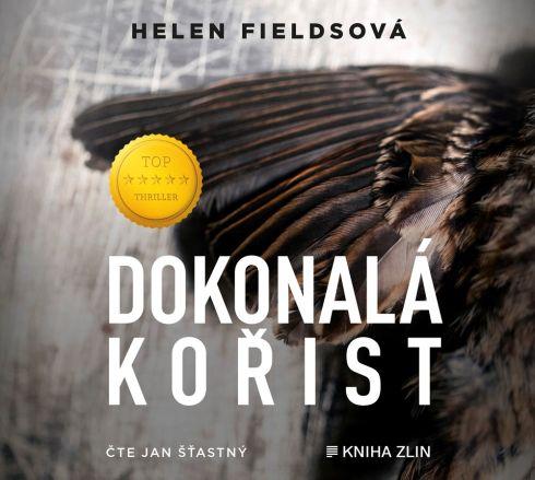 Soutěž o audioknihu Dokonalá kořist - www.vasesouteze.cz