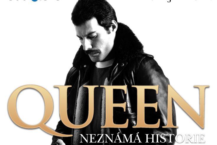 Vyhrajte tři audioknihy Queen  Neznámá historie - www.klubknihomolu.cz