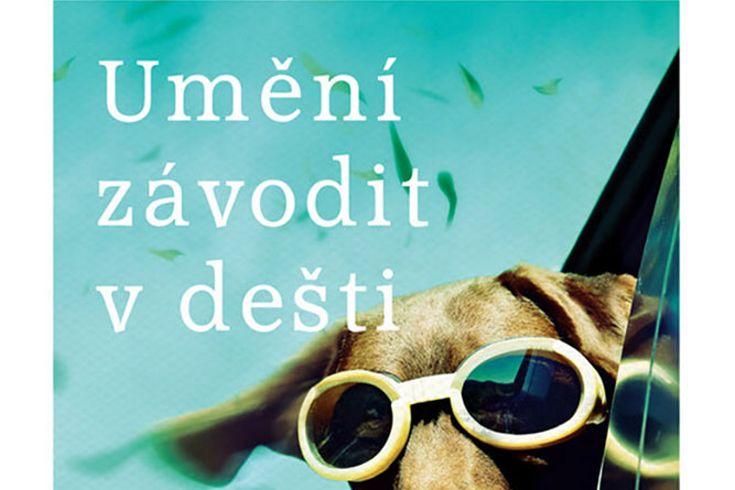 Vyhrajte tři knihy Umění závodit v dešti - www.klubknihomolu.cz