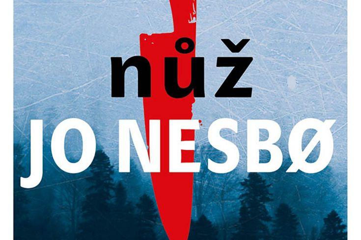 Vyhrajte tři knihy Nůž  - www.klubknihomolu.cz