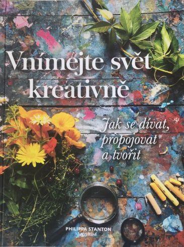 Soutěž o tři knihy Vnímejte svět kreativně - www.vasesouteze.cz