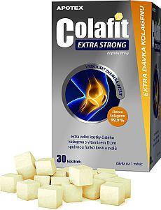 Vyhrajte extra dávku čistého kolagenu v Colafit Extra Strong - www.chytrazena.cz