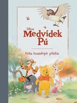 Soutěž o knihu Medvídek Pú  Kniha kouzelných příběhů - www.vasesouteze.cz