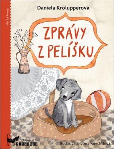 Soutěž o knížku Zprávy z pelíšku - www.vasesouteze.cz