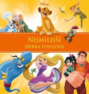 Soutěž o knihu Disney  Nejmilejší sbírka pohádek - www.vasesouteze.cz