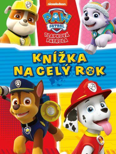 Soutěž o knihu Tlapková patrola - Knížka na celý rok - www.vasesouteze.cz