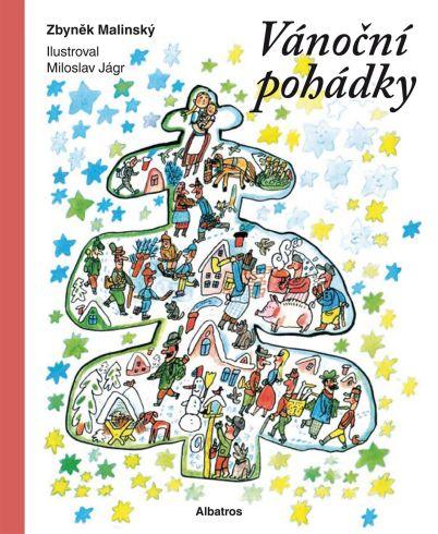 Soutěž o knihu Vánoční pohádky - www.vasesouteze.cz