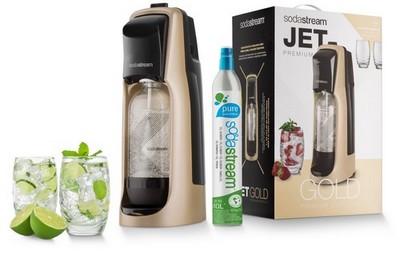 SOUTĚŽ: Tip na vánoční dárek  SodaStream Jet Premium - www.zenyprozeny.cz