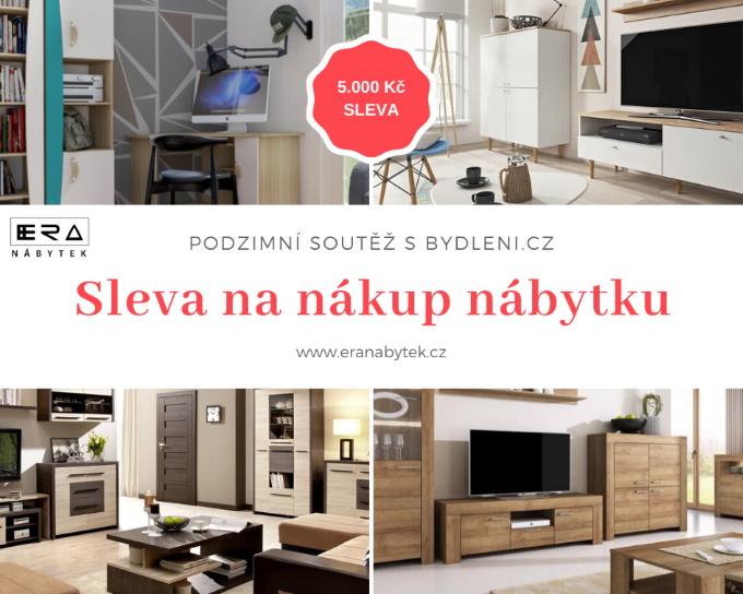Podzimní soutěž o nábytek z eranabytek.cz - www.eranabytek.cz
