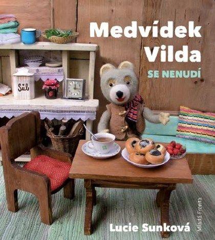 Soutěž o knížku Medvídek Vilda se nenudí - www.vasesouteze.cz