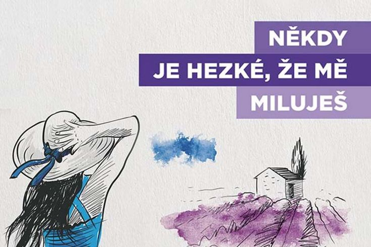 Vyhrajte tři knihy Někdy je hezké že mě miluješ - www.klubknihomolu.cz