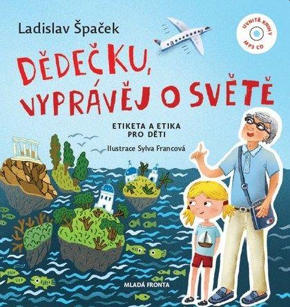Soutěž o knihu Dědečku vyprávěj o světě - www.vasesouteze.cz