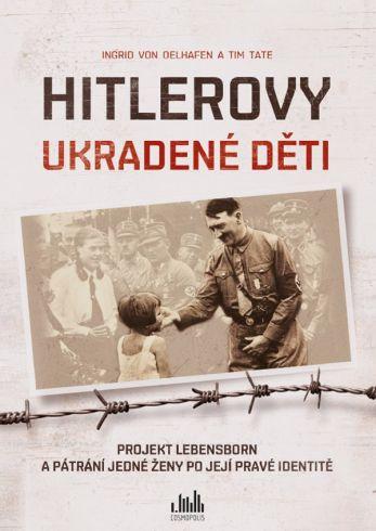 Soutěž o tři knihy Hitlerovy ukradené děti - www.vasesouteze.cz
