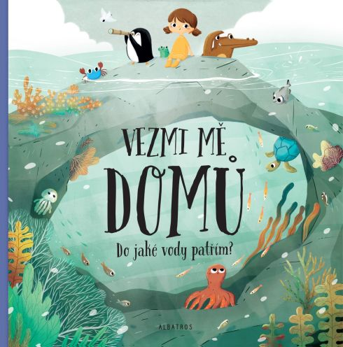 Soutěž o knížku Vezmi mě domů. Do jaké vody patřím? - www.vasesouteze.cz