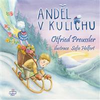Soutěž o knihu Anděl v kulichu - www.vasesouteze.cz