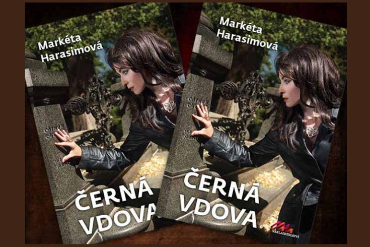 Vyhrajte dvě knihy Černá vdova - www.klubknihomolu.cz
