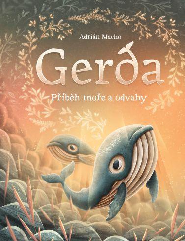 Soutěž o knížku Gerda: Příběh moře a odvahy - www.vasesouteze.cz
