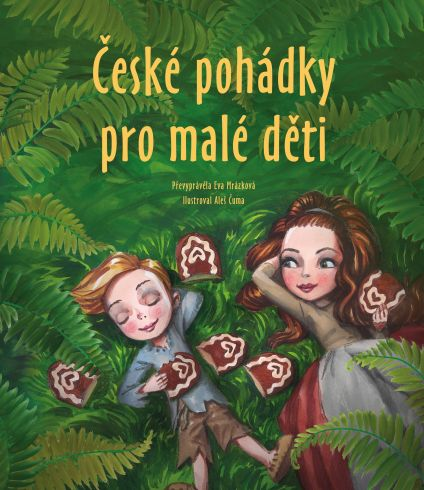 Soutěž o knihu České pohádky pro malé děti - www.vasesouteze.cz