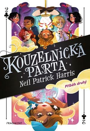 Soutěž o knihu Kouzelnická parta  Příběh druhý - www.vasesouteze.cz