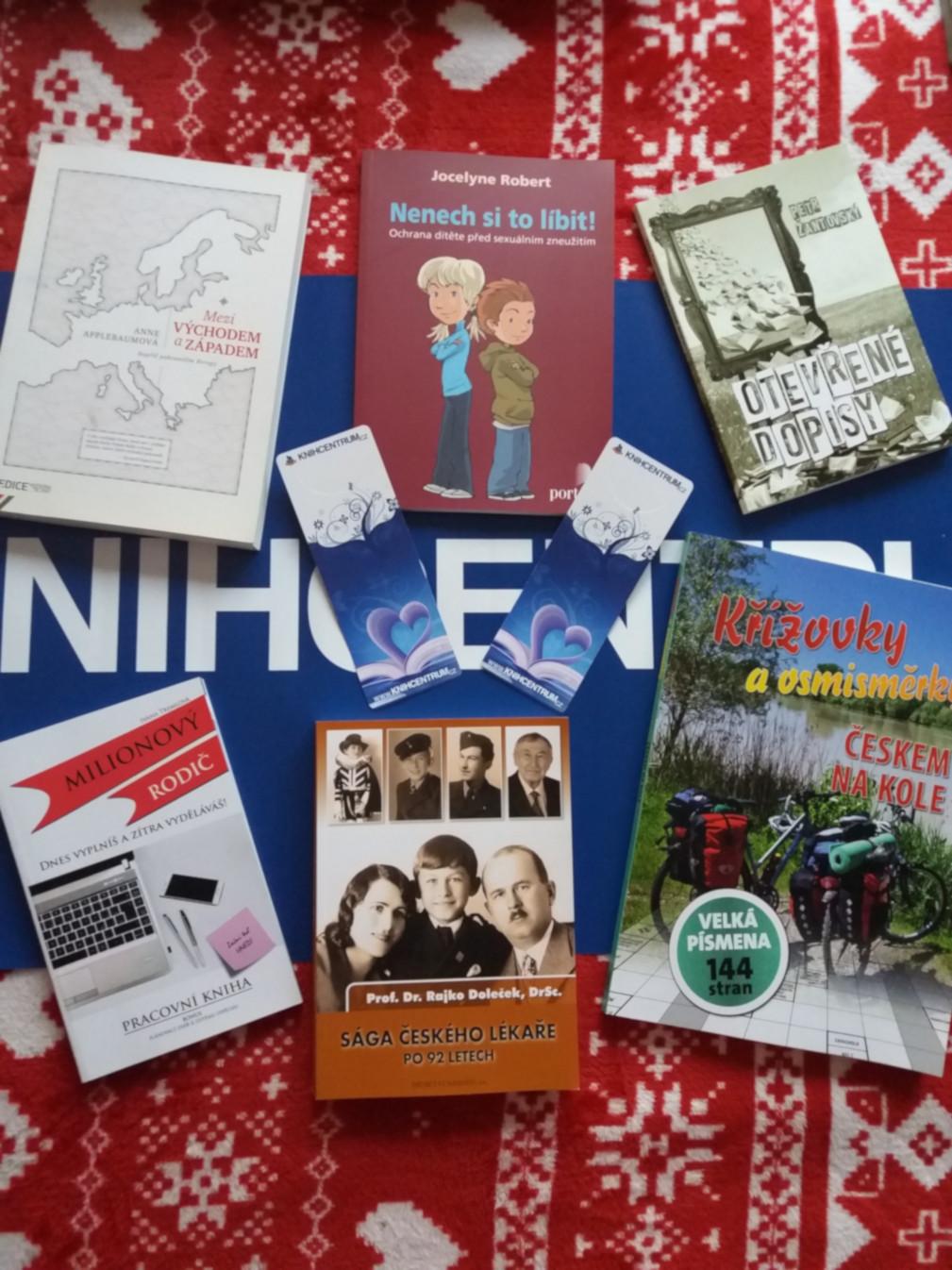 Soutěž o balíček knih - www.advent-kalendar.cz