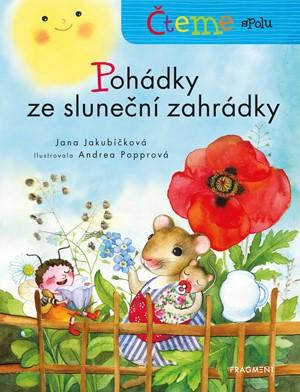 Soutěž o knihu Čteme spolu  Pohádky ze sluneční zahrádky - www.vasesouteze.cz
