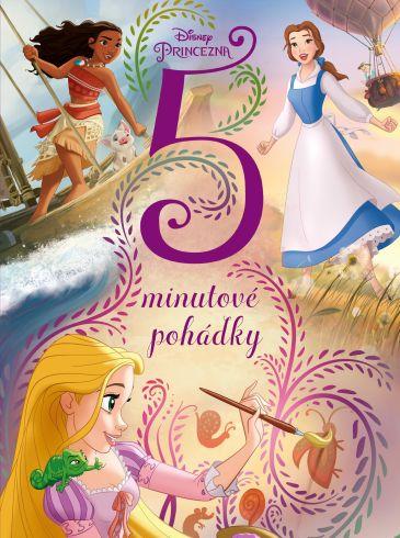 Soutěž o knihu Princezna - 5minutové pohádky - www.vasesouteze.cz