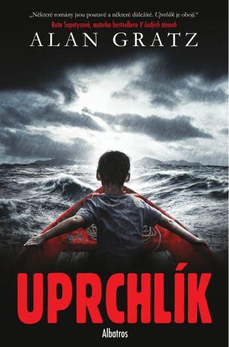 Soutěž o knihu Uprchlík - www.vasesouteze.cz