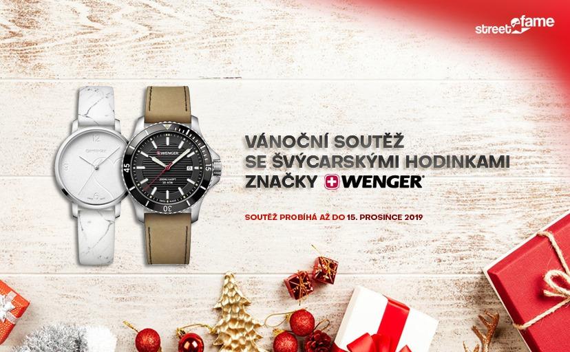 Soutěž o kvalitní švýcarské hodinky značky Wenger! - www.streetfame.org - www.streetfame.org