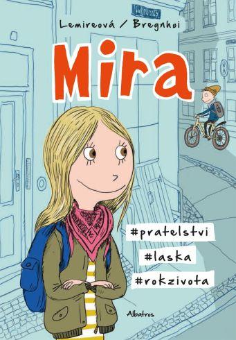 Soutěž o komiks Mira - www.vasesouteze.cz