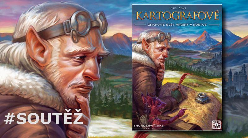 SOUTĚŽ o fantasy hru KARTOGRAFOVÉ - www.chrudimka.cz