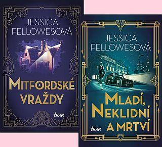 Soutěž o knižní komplet J. Fellowesové Mitfordské vraždy - www.chytrazena.cz
