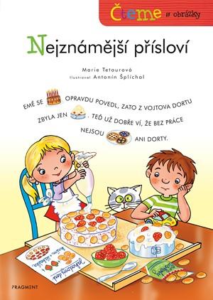 Soutěž o knihu Čteme s obrázky  Nejznámější přísloví - www.vasesouteze.cz