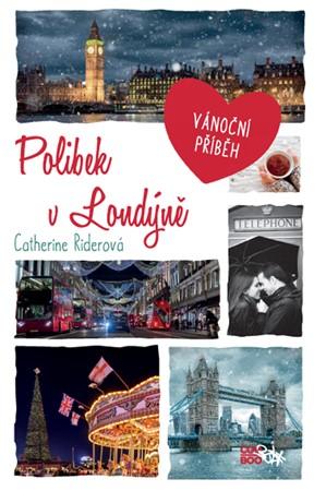 Soutěž o knihu Polibek v Londýně - www.vasesouteze.cz