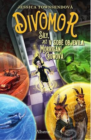 Soutěž o knihu Divomor - www.vasesouteze.cz