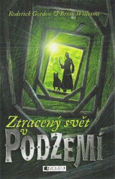 Soutěž o tři knihy Ztracený svět v podzemí