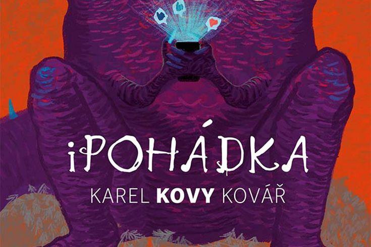 Vyhrajte tři knihy iPohádka - www.klubknihomolu.cz