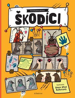 Soutěž o knihu Škodíci - www.vasesouteze.cz