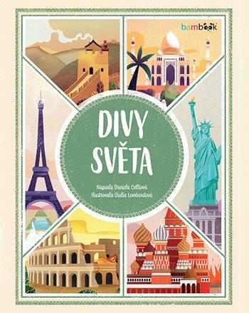 Soutěž o knihu Divy světa - www.vasesouteze.cz